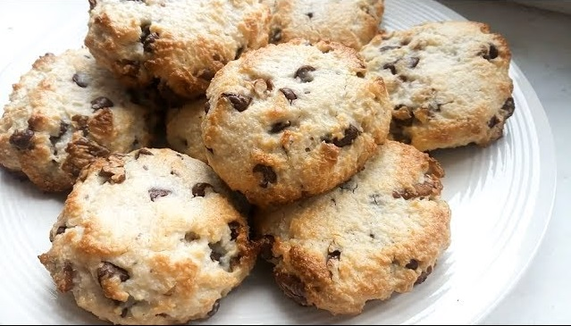 blog, recettes, chef, facile, rapide, cookies, goûter, enfants, cookies faciles, cookies noix de coco, cookies chocolat, katy eats
