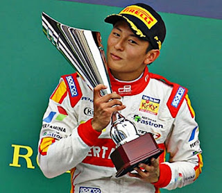 Il pilota indonesiano Rio Haryanto correrà in F1 per la Manor Racing
