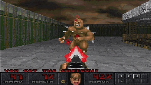 Doom psp download