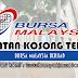 Jawatan Kosong di Bursa Malaysia Berhad - 5 Dis 2019