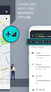 HERE WeGo – Offline Maps & GPS Mod Apk v2.0.14211