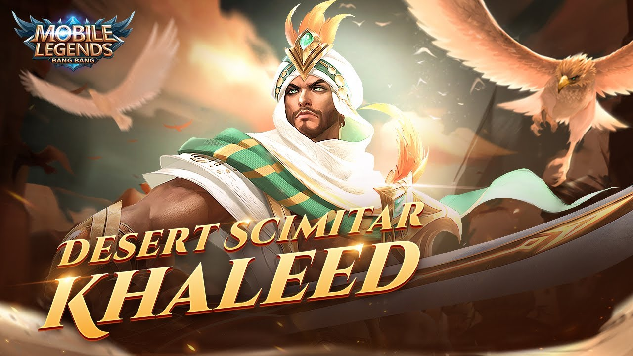 Guide and Build of Khaleed Mobile Legends currently sick