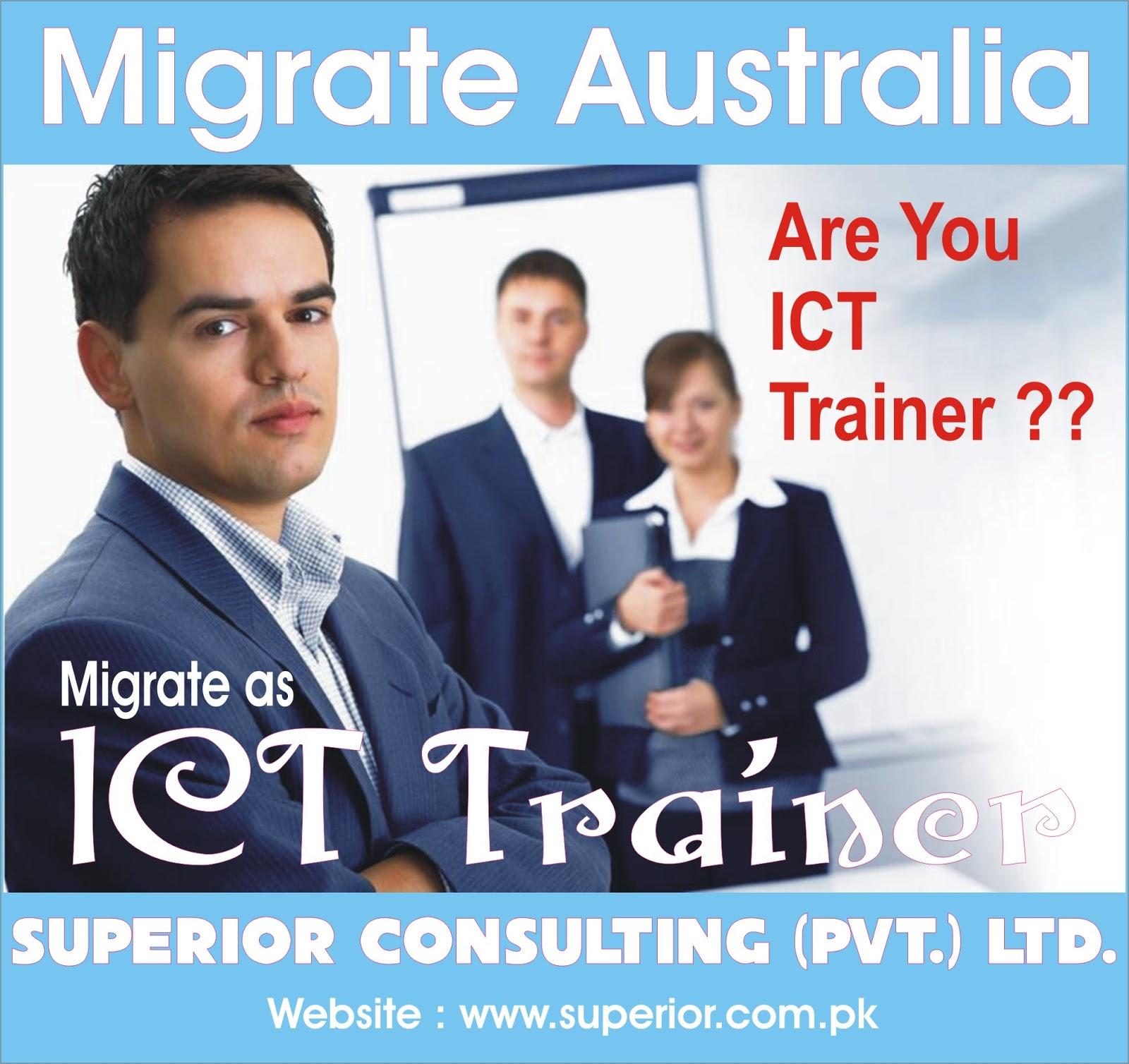 Superior Consulting (Pvt.) Ltd.: Are You ICT Trainer