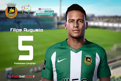 PES 2021 Faces Filipe Augusto by CongNgo