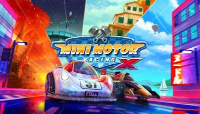 لعبة MINI MOTOR RACING X للكمبيوتر