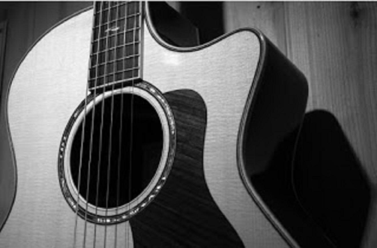 gitar akustik harga sejutaan