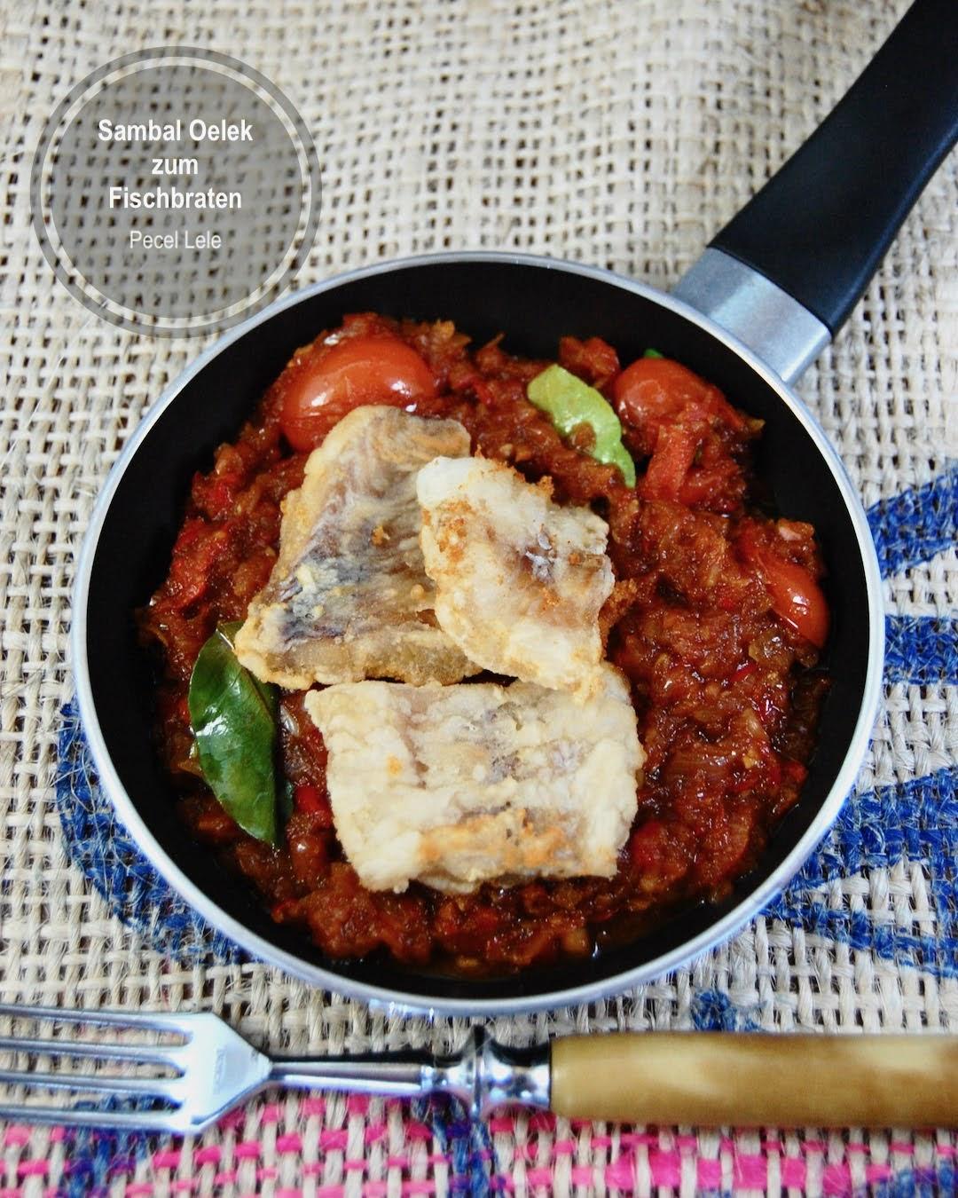 Rezept Sambal Oelek zum Fischbraten indonesisch kochen