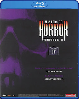 Masters of Horror – Temporada 2 Volumen 4 [BD25] *Con Audio Latino