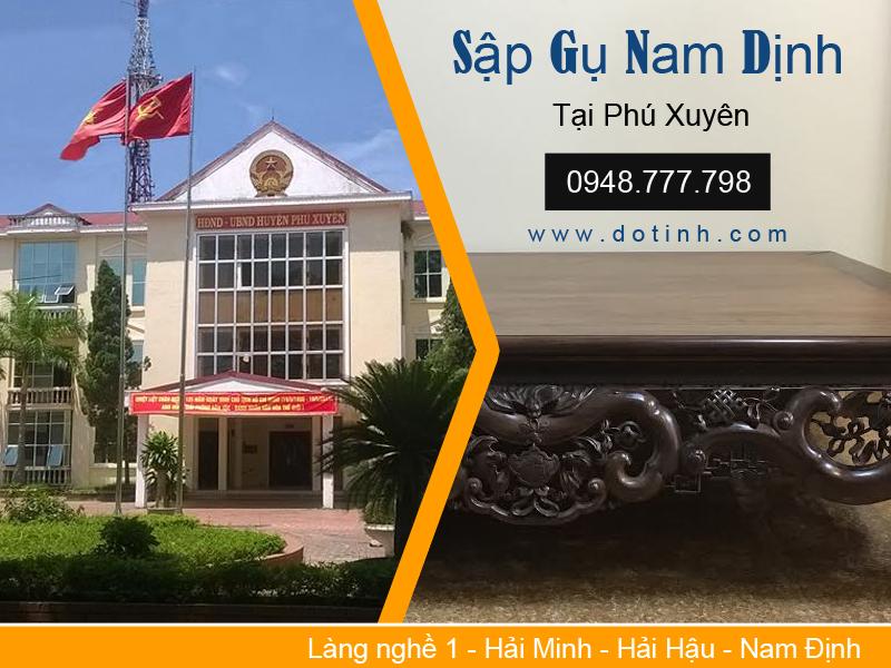 Tìm mua sập gụ ở Phú Xuyên chất lượng?