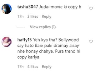 "Sonya & Zahid Starrer Mohabbat Tujhe Alvida Drama is Copy of Anil Kapoor's Bollywood Film ""Judaai"""