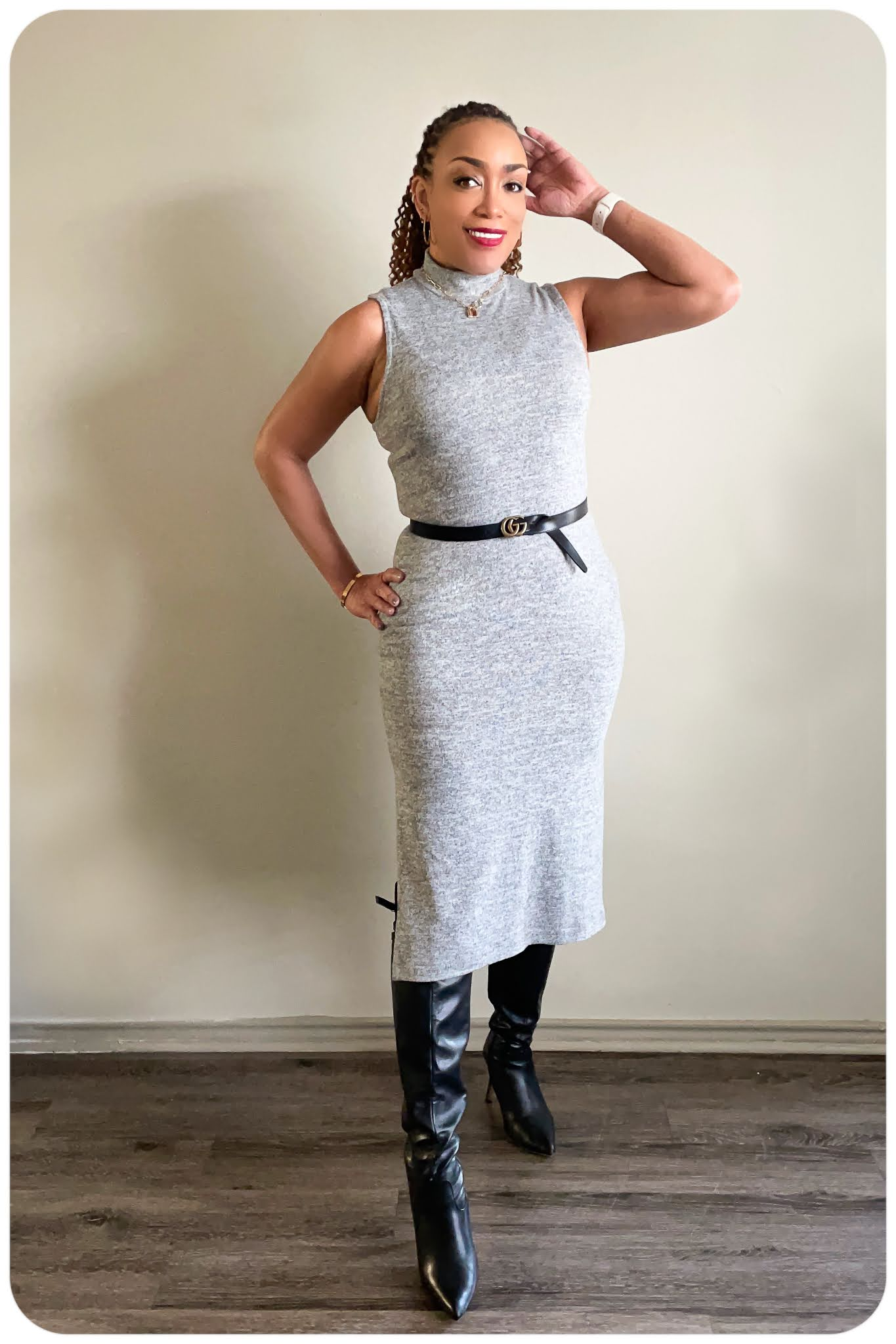 True Bias Nikko Dress - Erica Bunker DIY Style!