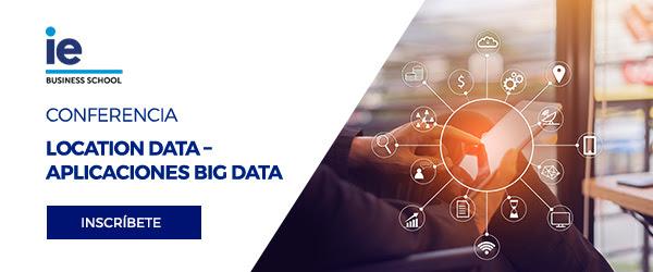 Conferencia: Location Data – Big Data, 14 junio