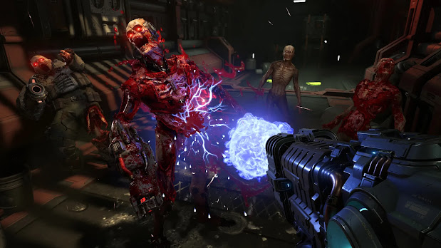 Doom Eternal Review for major gaming consoles