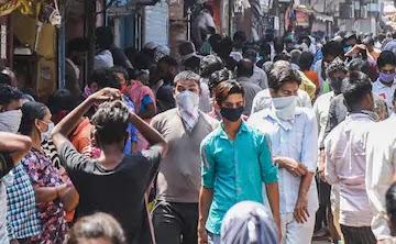 भारत में कोरोना का कहर जारी : संक्रमितों का आंकड़ा 21,000 पार, बीते 24 घंटे में 41 की मौत और 1,409 नए मामले आए सामने