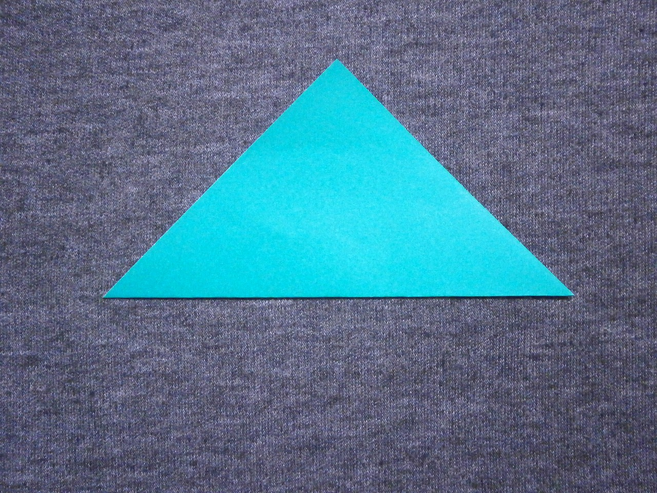 "KATAKOTO ORIGAMI: Basic technique ""Valley fold"" and point ... - photo#33"