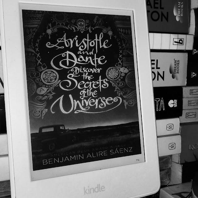 Aristotle and Dante Discover the Secrets of the Universe ( Benjamin Alire Saenz) - recenzja
