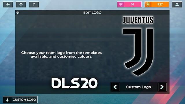 Juventus 2019-2020 DLS 20 Kits- Dream League Soccer 2020 Kits