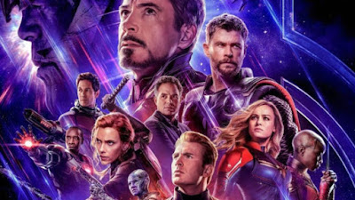 Saingi Rekor Avatar, Avengers: Endgame Raup Pendapatan Rp 39 T