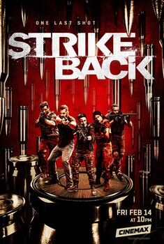 Strike Back 8ª Temporada Torrent – WEB-DL 720p/1080p Legendado