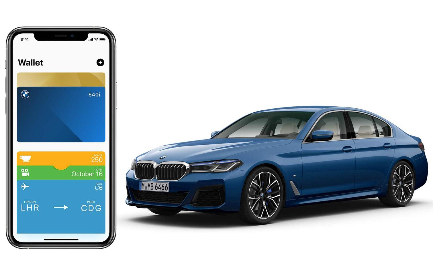 支援數位汽車鑰匙 iPhone 型號公布:iOS 13.6 就可用
