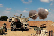Gaza conflict intensifies with rocket barrages and air strikes:Gaza Strip and massed tanks and troops on the enclave's border.