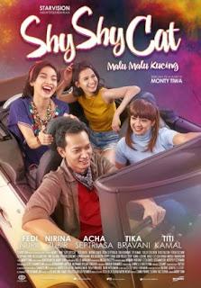 Sinopsis Film Shy Shy Cat (2016)