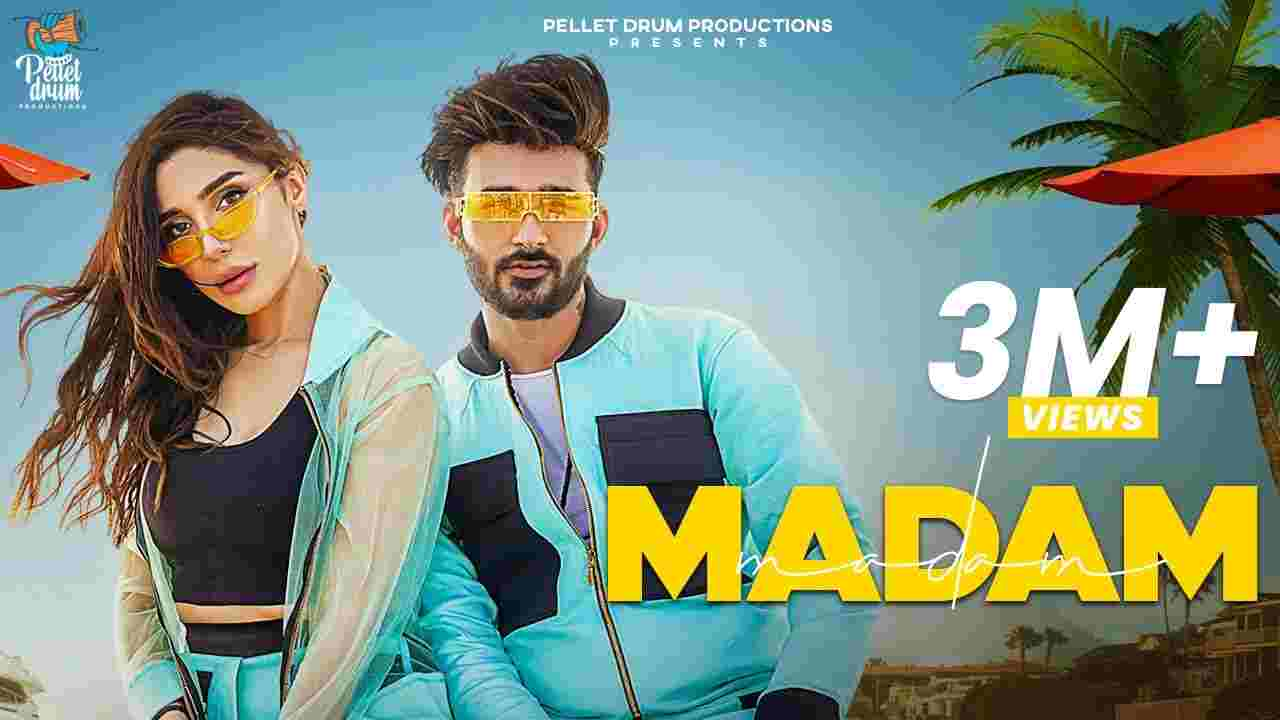 मैडम Madam lyrics in Hindi Kaka WRLD Haryanvi Song