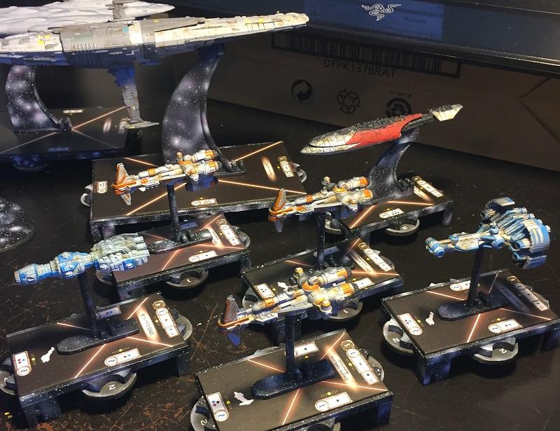 La flotte que je n'ai pas peinte en 20 parsecs ... - Page 3 20