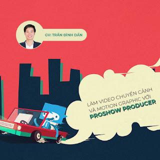 Làm video chuyển cảnh đẹp lung linh và Motion Graphics với Proshow Producer ebook PDF-EPUB-AWZ3-PRC-MOBI