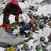 Retiran cuatro toneladas de basura del Everest