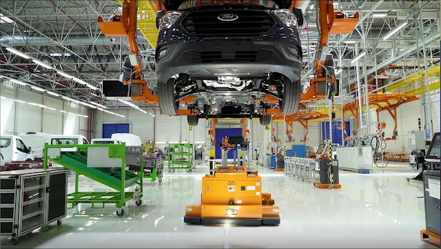 Ford Otosan, Türkiye'nin ilk Batarya Montaj Fabrikasını kurmak için çalışmalara başladı