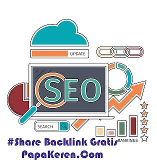Share Backlink Gratis .Edu