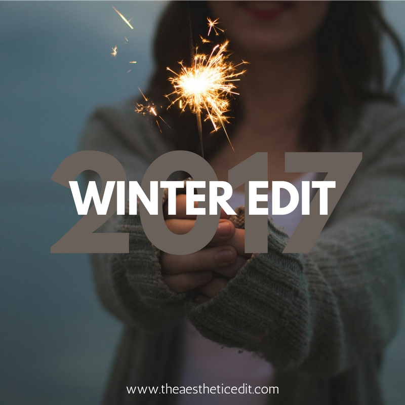 spotify, music playlist, winter 2017 edit