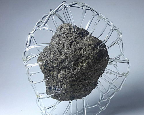 www.Tinuku.com Ivan Bestari and Otakatik studio color pattern artwork miniature sculpture glass materials