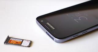 samsung galaxy note 7 traera una ranura UFS/microSD
