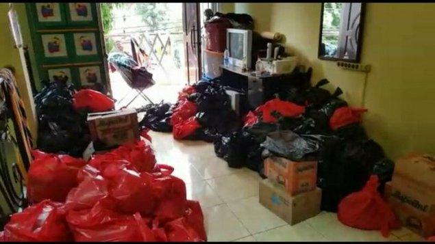 WADUH! Digerebek Panwaslu, Pelaku Pembagian Sembako di Palmerah Ternyata Anggota DPRD Sukoharjo dari PDIP