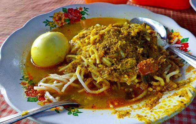 Kuliner Khas Kota Tangerang, Laksa Wajib Kamu Coba