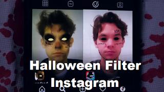Halloween filter instagram || How to add Halloween filter to your Instagram Stories