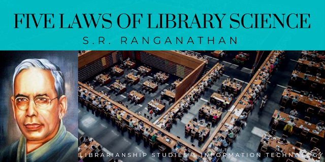 5 Laws of Library Science