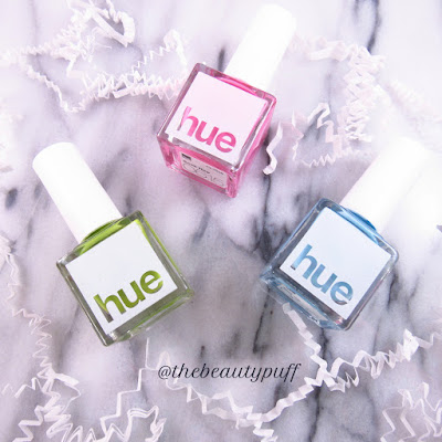 Square Hue June 2015 - the beauty puff