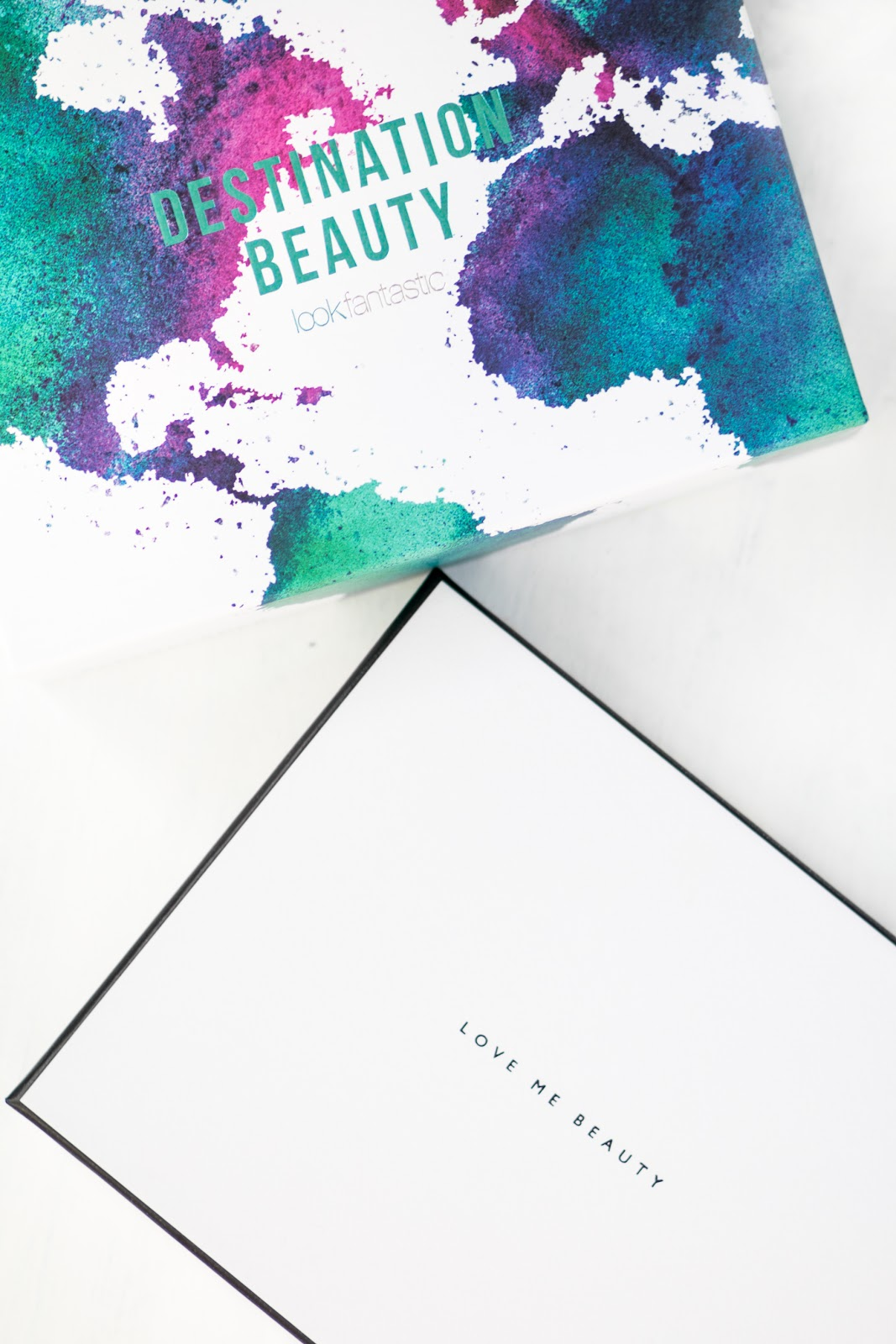 THE MARCH BEAUTY BOXES