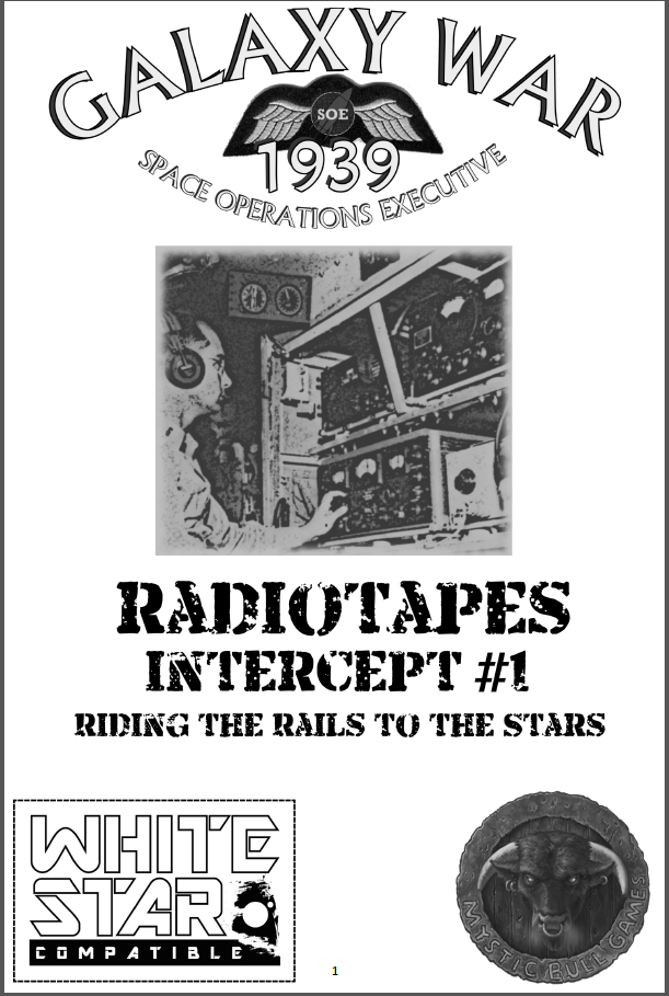 Radiotapes Intercept #1
