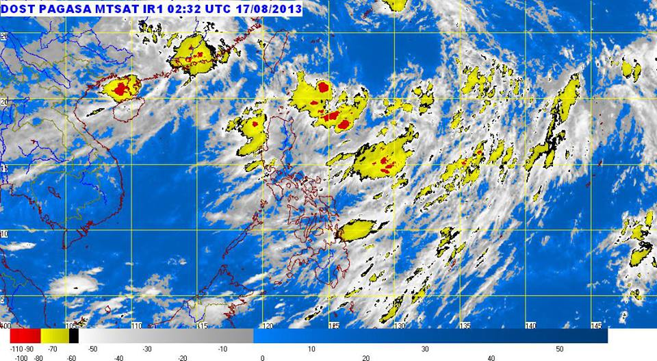 Today Pagasa Weather Update Philippines Latest