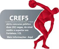 Apostila Concurso CREF5 Região CEARA - Agente Administrativo