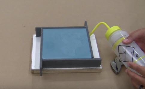 วิธีการสร้างแม่พิมพ์ซิลิโคน สำหรับหล่อฝาครอบไฟท้าย ด้วยเร