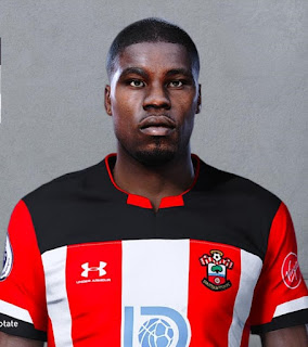 PES 2020 Faces Kevin Danso by Shaft