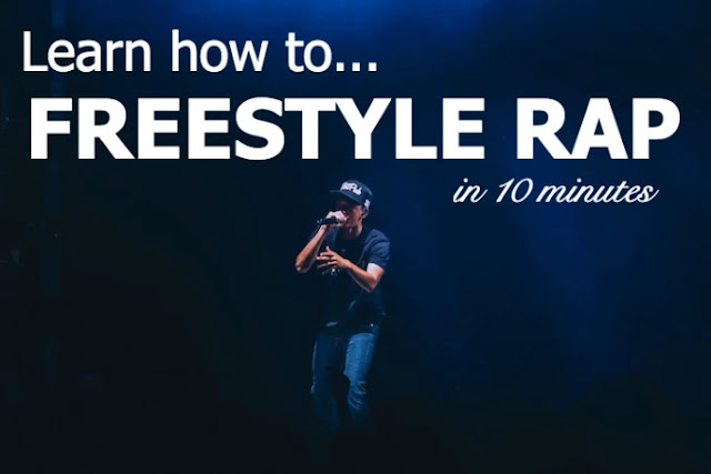 Cách để Đọc Rap theo Phong cách Tự do