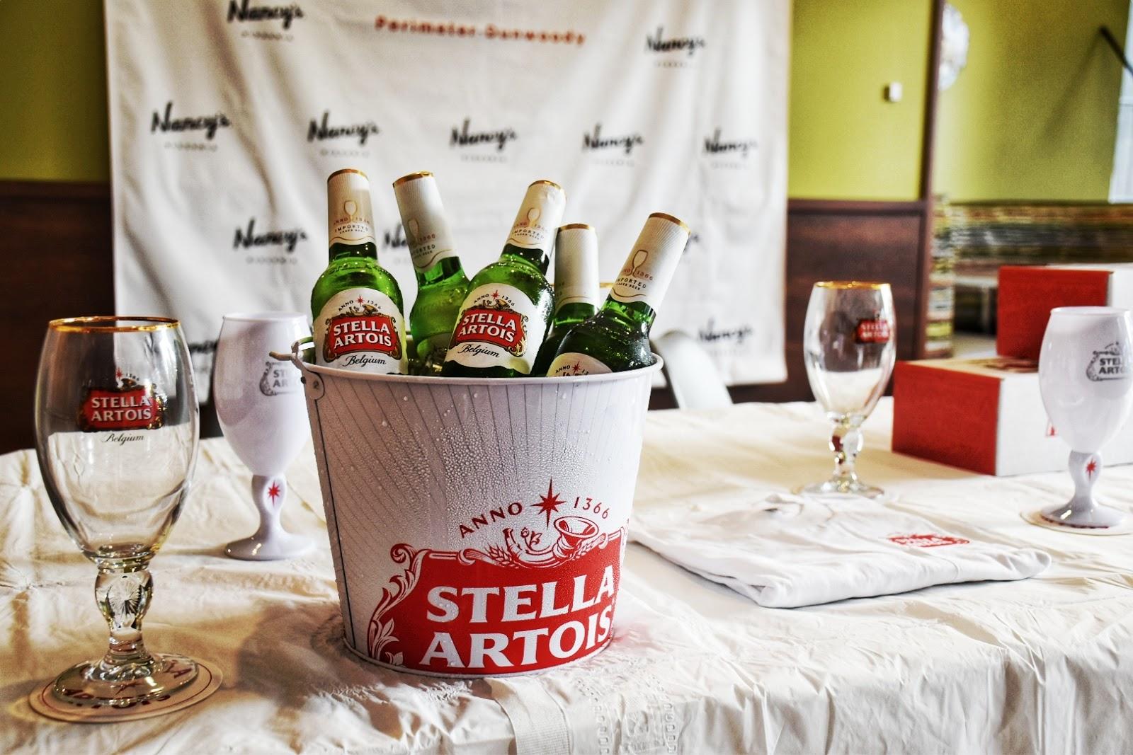 Stella Artois Beer