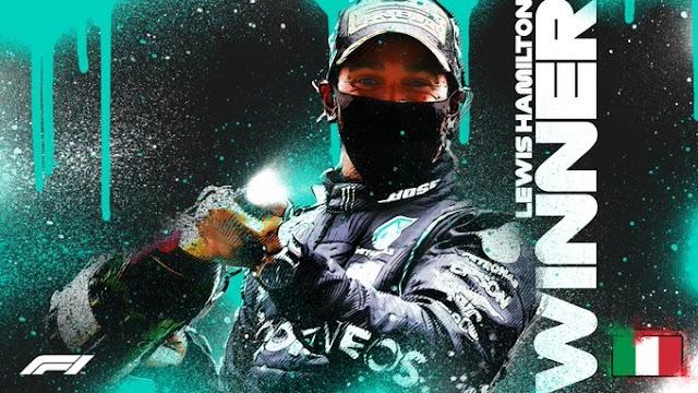 GP de la Toscana: En el Gran Premio de Ferrari reinaron Lewis y el caos