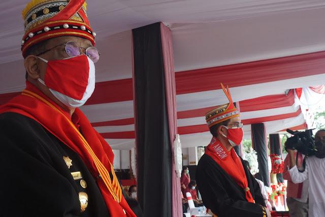 Richard Louhenapessy Sebut Puncak Peringatan HUT Kota Ambon DIlaksanakan Secara Terbatas.lelemuku.com.jpg